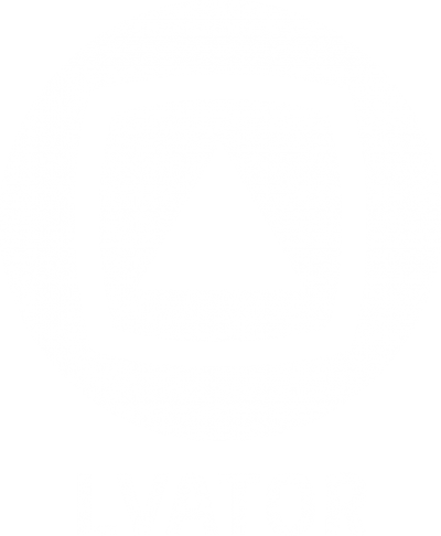 Lvator logo rgb vit